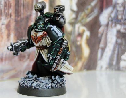 Dark Angels Apothecary